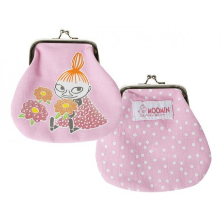 Moomin Little My Pink Coin Pouch