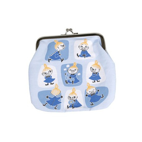 Moomin Little My Blue Pouch