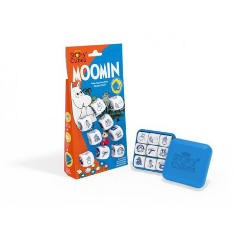 Moomin Story Cubes