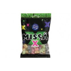 Missä X 180g wine gums fruit and liquori