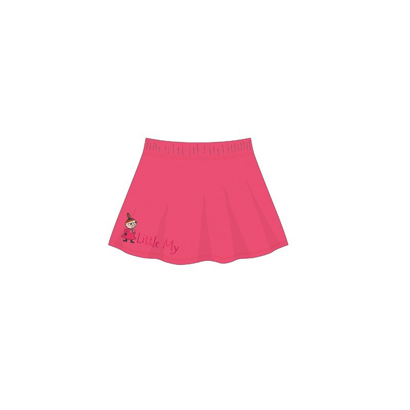 Moomin Velour Little My Skirt