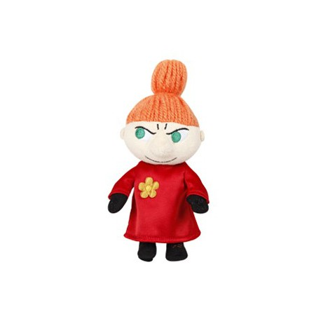 Moomin Little My Tove 100 Plush Toy 22cm