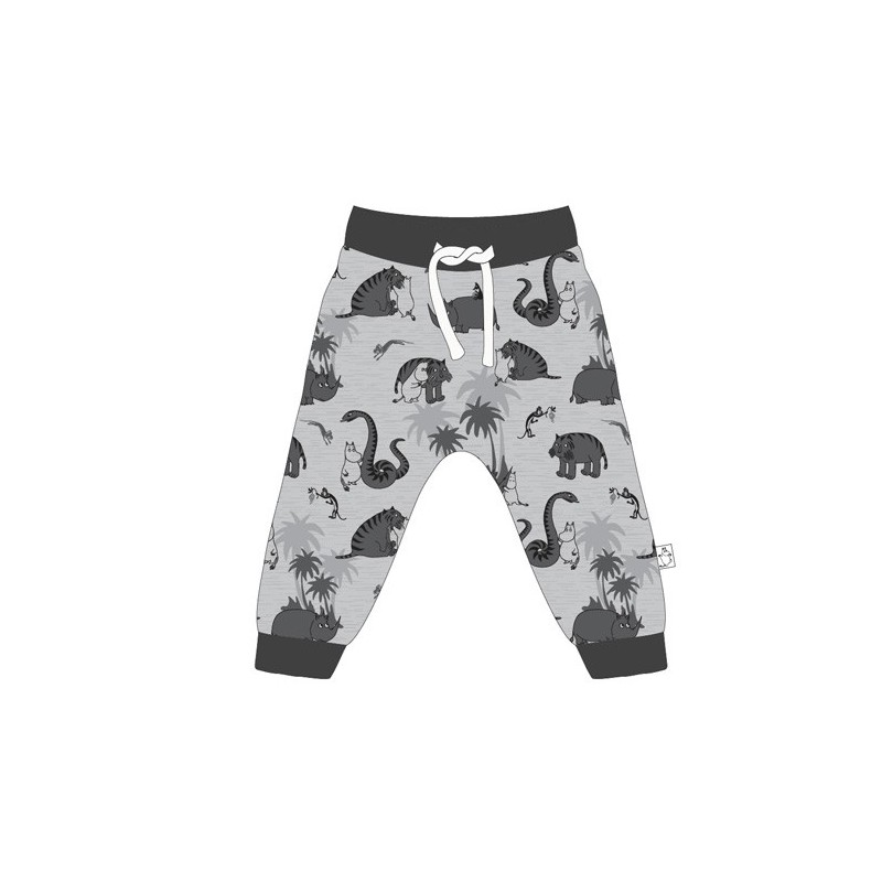 Moomin Jungle Animals Pants