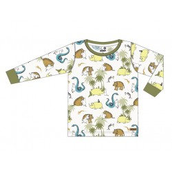 Moomin Jungle Animals Shirt