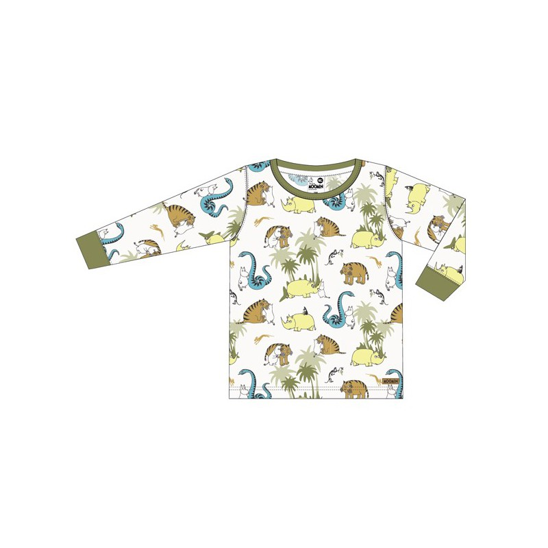 Moomin Jungle Animals Shirt