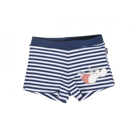 Moomin Swimming Trunks Dive Blue